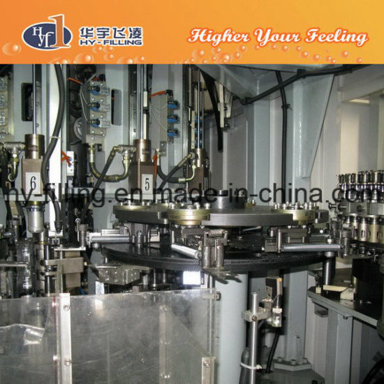 Rotary Stretch Blow Moulding Machine