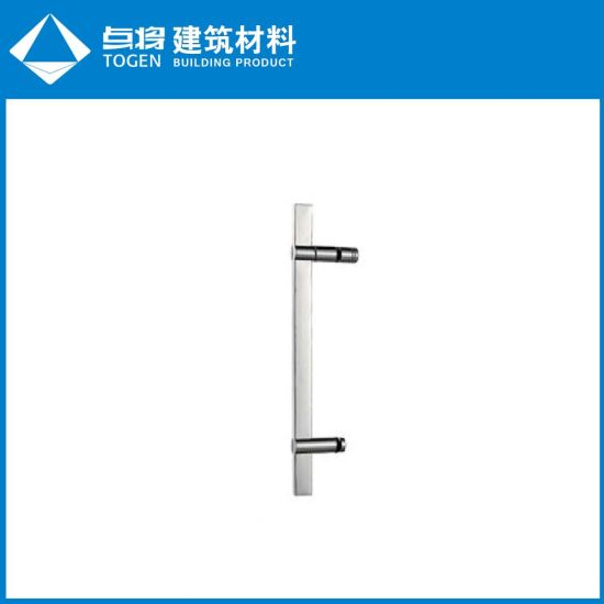 Polished or Satin Sliding Glass Door Handle for Shower Room pictures & photos