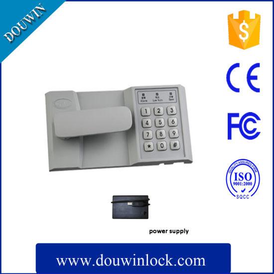 Small Electric Hidden Cabinet Lock