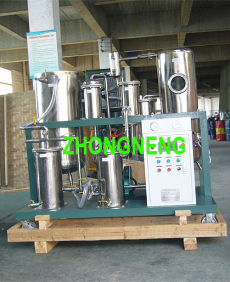 Food Grade Well Polished Stainless Steel Oil Recycle Machine