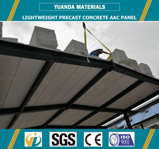Precast Hollow Core Wall Panels Lightweight Concrete Construction