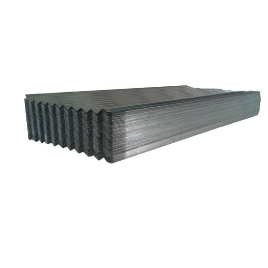 Z180 SGCC Hdgi Galvanized Corrugated Metal Roofing Sheet