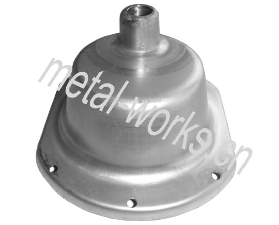 Stainless Steel Cover, LED SPA Stainless Steel Housing