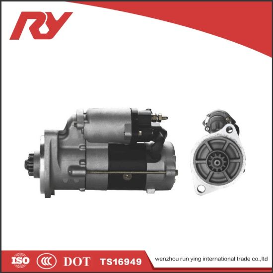 China 24V 5 0kw 11t Auto Starter for Hino 0365-502-0025 (J08E