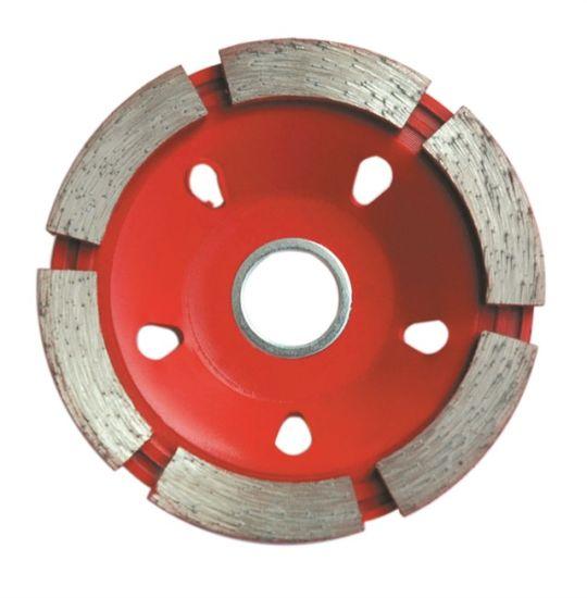"Diamond Grinding Wheel, Circular Saw, Single Row Grinding Wheel 6"""