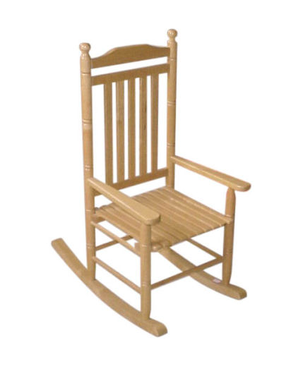 Wooden Rocking Chairs for Kids, Wooden Toy Rocking Chair for Children, Comfortable Wooden Rocking Chair Toy for Baby Wj277278