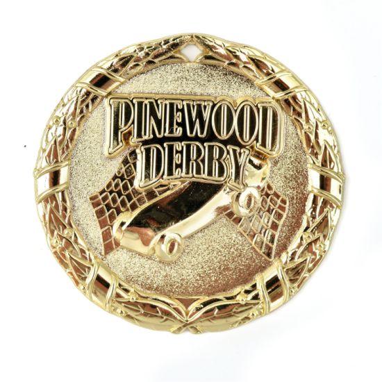 Factory Price Zinc Alloy 3D Metal Award