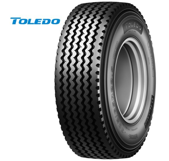 295/80r22.5 Factory Truck Tires Bus Tyre Excellent Water Evacuation