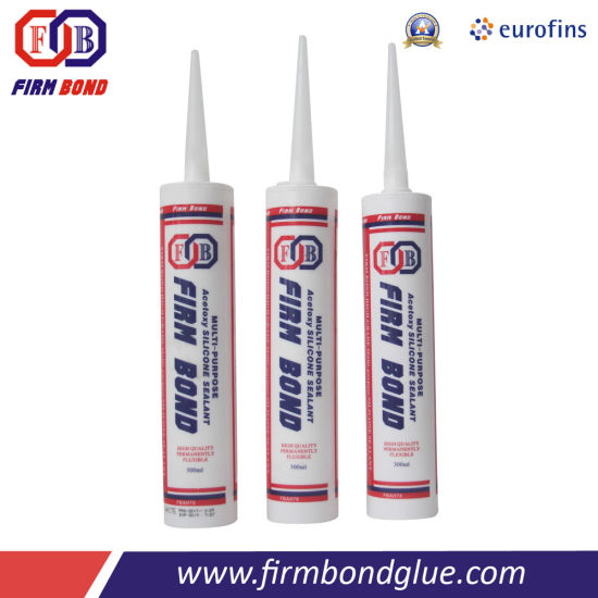 Quick Drying Acid Silicone Sealant (FBSZ400) pictures & photos