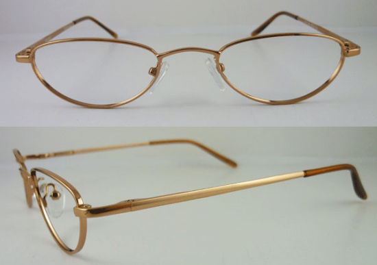 Small Stainless Eyeglass Frame