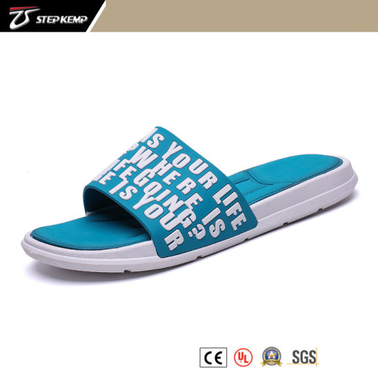 Men Mens Wholesale Sandal Custom Slides Footwear, Custom Logo Slide Sandal 5299