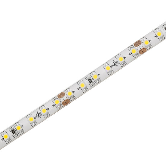 Waterproof 120LED/m 3528 LED 12V Warm White Flexible LED Strip Light pictures & photos