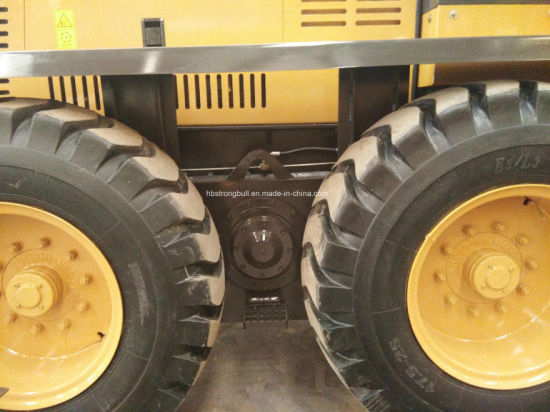 Competitive Price 220HP Motor Grader Road Grader Py9220 pictures & photos