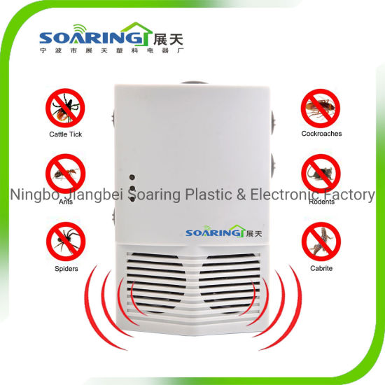 High Quality Electronic Pest Control Ultrasonic Pest Control Mosquito Repeller