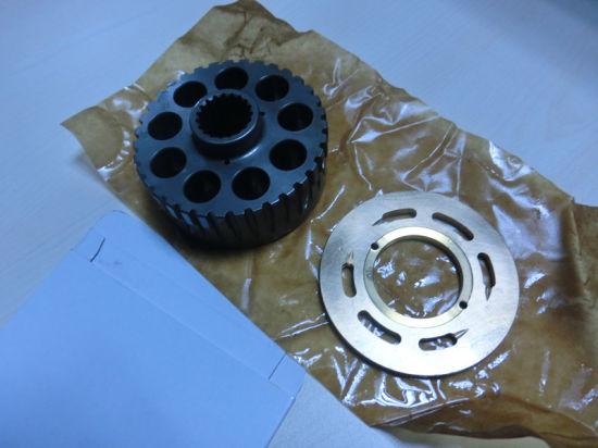 Excavator Hydraulic Pump A4vg Series Valve Plate