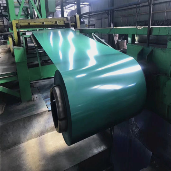 SPCC Dx51 Zinc Cold Rolled/Hot Dipped Galvanized Steel Coil/Sheet (CZ-S22)