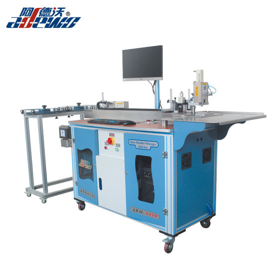 CNC Automatic Steel Rule Bender Machine for Die Maker