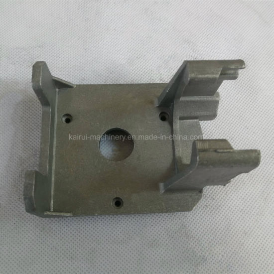 China Aluminum Die Casting of Holder - China Spare Parts