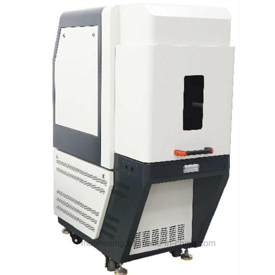 Hot Selling High Standard Optical Fiber Laser Marking Cabinet Machine