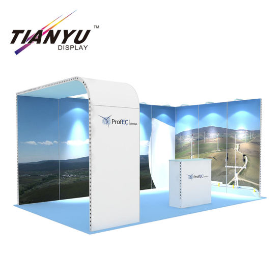 Fabric Exhibition Stand Goals : China diy reusable portable modular aluminum fabric exhibition booth