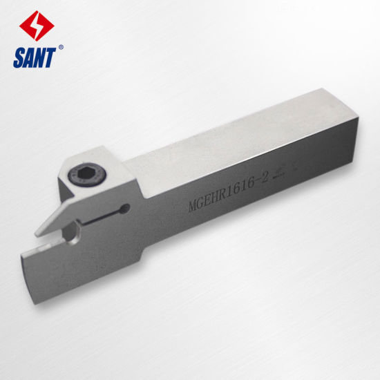 10pc MGMN300 Carbide Inserts w// MGEHR1616-3 CNC Lathe Turning Holder Cut-Off USA
