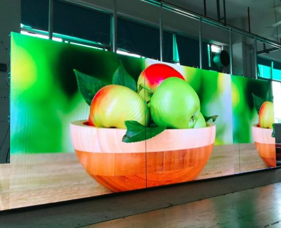High Definition Indoor P5 Full Color LED Display (320*160mm) 64*32dots pictures & photos