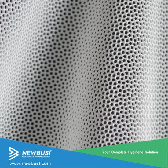 Pentagon Perforated PE Film for Sanitary Pad or Panty Liner