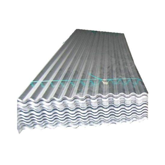 ASTM A792 Aluzinc Zincalume Corrugated Galvalume Roofing Sheet