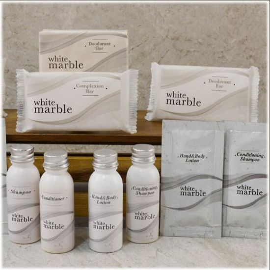 New Design Hotel Toiletries Product Hotel Amenity Supplier to USA