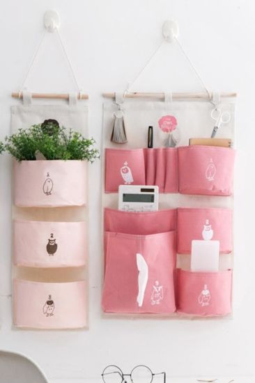 Oxford Fabric Storage Bags with Small Pouch for Underwear