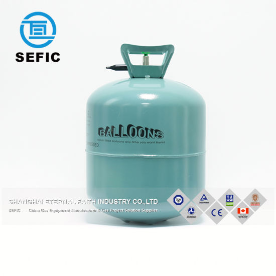 2018 Disposable Helium Gas Tank Used for Celebration (GFP-22) pictures & photos