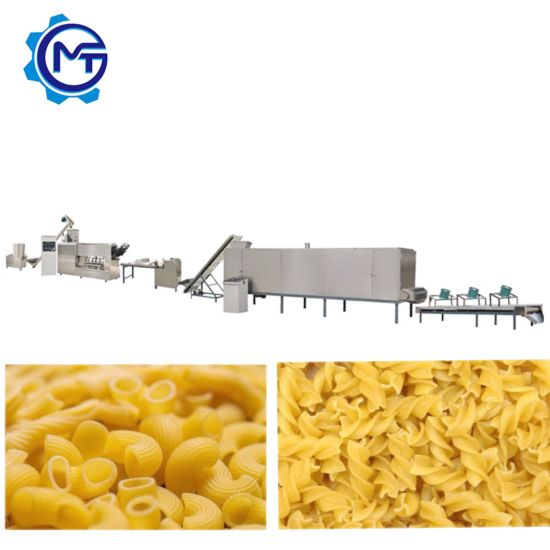 High Quality Spaghetti Macaroni Pasta Processing Machine pictures & photos