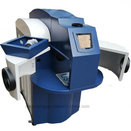 Precision Machining Jewelry Laser Welding Machine Support OEM Brand