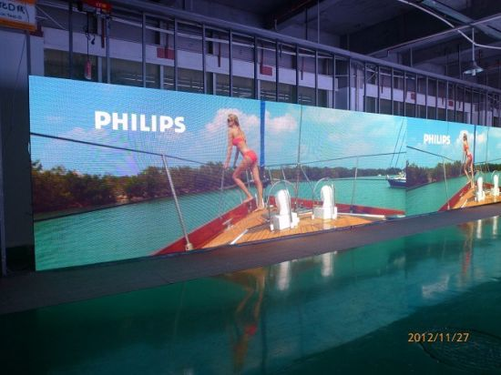 3mm Dance LED Screen (Aluminum Die-casting Rental series(576*576) pictures & photos