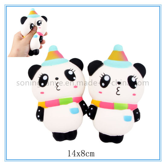 DTY0109 Panda Squishy Toy Slow Rising Toy for Kids