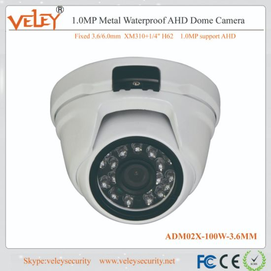 CCTV Waterproof Ahd IR Dome Camera Analog CCTV Cameras Suppliers pictures & photos