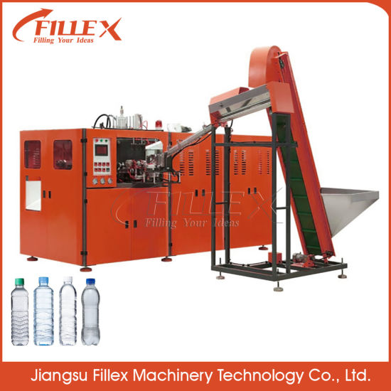 High Speed Bottle Blow Molding Machine with Stretch Blow