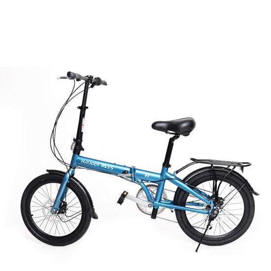 "New Fashion 20"" Gear Aluminum Alloy Folding Bike/Folding Bicycle/City Bike"