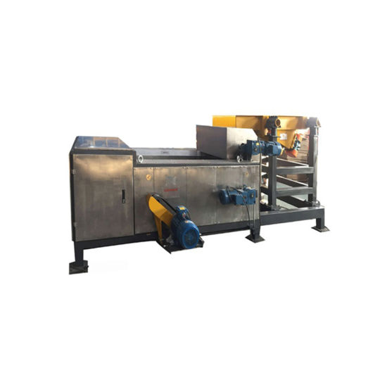 Clean-up of Mining and Mineral Streams Separate Aluminum Eddy Current Separator Nonferrous