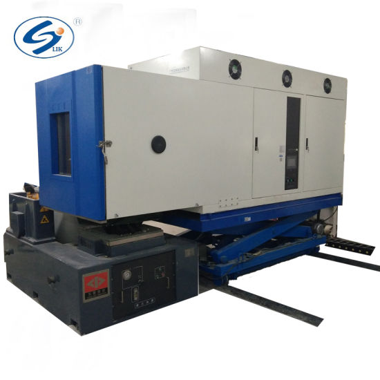 Laboratory Test Equipment Vibration Temperature Humidity Climatic Combined Test Machine