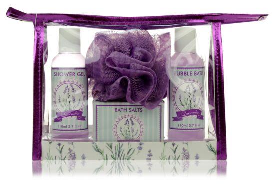 Bath Body Gift Set With Pvg Bag