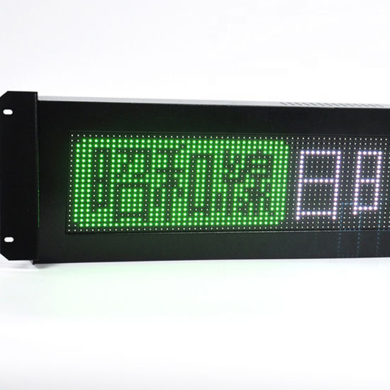 Fullcolor Bus LED Route Display Signs LED Display Mounted on Bus Front Side Rear Window