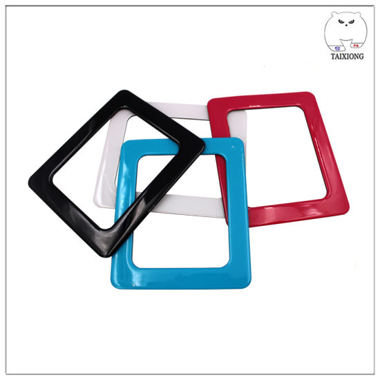 Different Color Flexible Magnet Photo Frame Souvenir Magnetic Frame