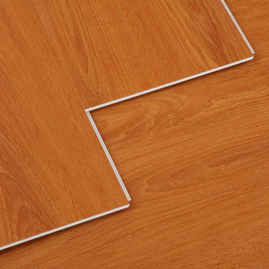 Water Proof Super Durable Virgin Material Spc Plastic Flooring Click Plank