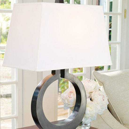 Modern Luxury Table Lamp Villa Golden Dining Table Decoration Bedroom Table Lamp (WH-MTB-70)