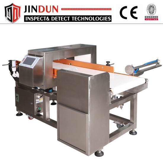 China Conveyor Belt Metal Detectors for Food Production Line