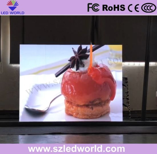P3 P6 1r1g1b Full Color LED Display Panel for Advertising