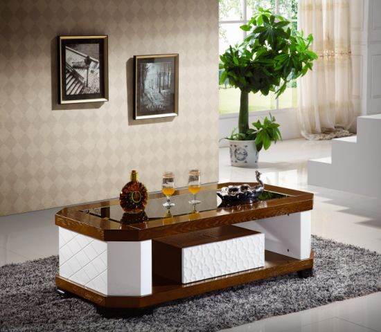 China Modern Mdf Center Table Living Room Furniture Coffee Table China Furniture Modern Furniture