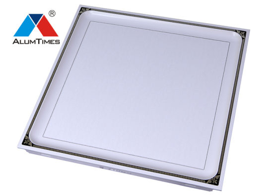 China Aluminium Ceiling Fireproof Ceiling Tiles Ceiling Boards Prices China Powder Coated Aluminum Ceiling Aluminum Clip In Ceiling