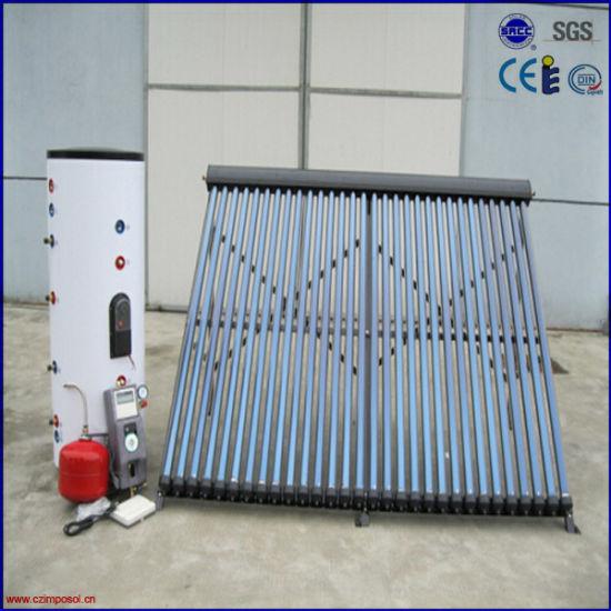 Split Vacuum Tube Solar Water Heater Systems